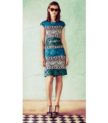 Tory Burch Silk Knit: The Effortless Dress