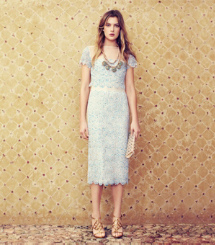 Tory Burch The Spring Lace Dress