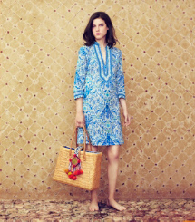 Tory Burch Travel Essential: The Cover-up