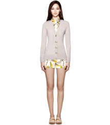 Tory Burch The Wheat Shirt + Short