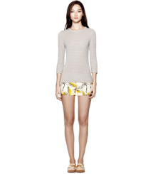 Tory Burch The Wheat Short