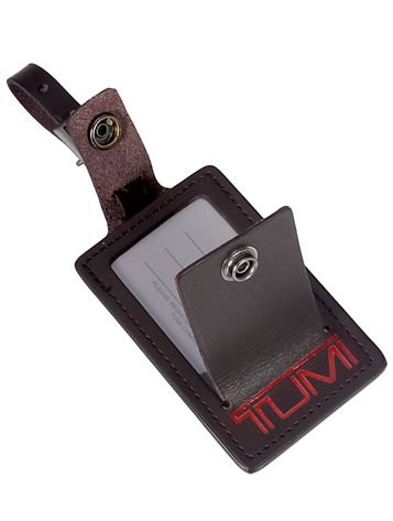 Luggage Tag - Large Side View