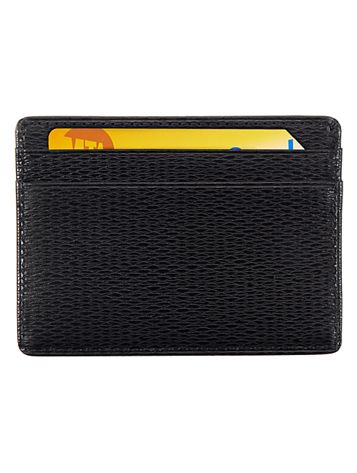 Slim Card Case Side View