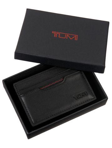 Slim Card Case ID Side View