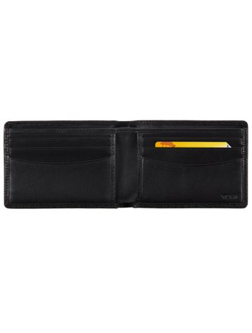 Slim Single Billfold Side View