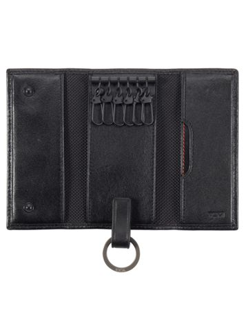 Tri-Fold Key Case Side View