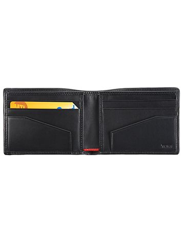 Double Billfold Side View