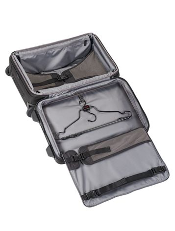 International Expandable 2 Wheeled Carry-On Side View