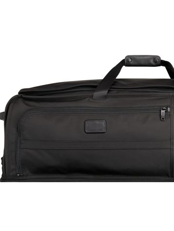 Extra Large Wheeled Split Duffel Side View