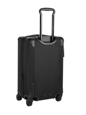 International Expandable 4 Wheeled Carry-On Side View