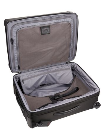 Short Trip Expandable 4 Wheeled Packing Case Side View