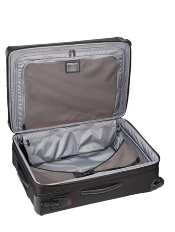 Medium Trip Expandable 4 Wheeled Packing Case Side View