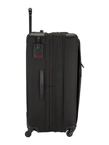 Extended Trip Expandable 4 Wheeled Packing Case Side View