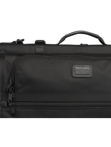 Tri-Fold Carry-On Garment Bag Side View