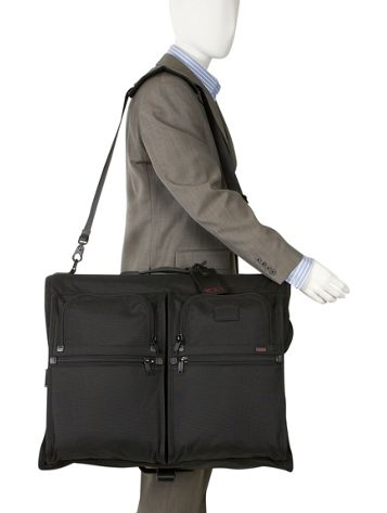 Classic Garment Bag Side View