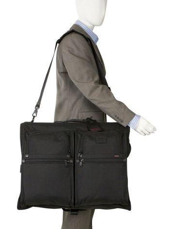 Classic Garment Bag Side View