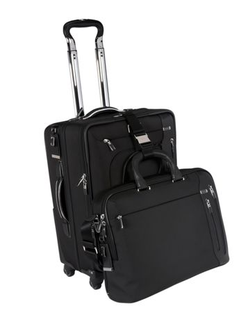 Orly International 4 Wheeled Carry-On Side View