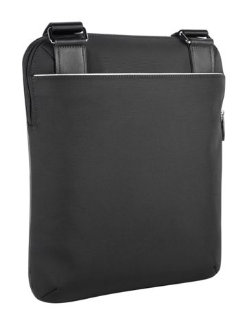 McCarren Zip Top Crossbody Side View