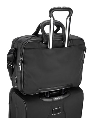 Tumi T-Pass® Kennedy Deluxe Brief Side View