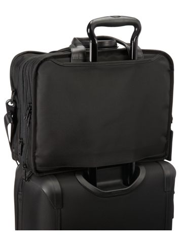 Tumi T-Pass® Expandable Laptop Brief Side View