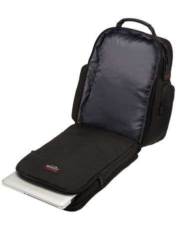 TUMI T-Pass® Business Class Brief Pack® in Black Side View
