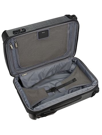 Tegra-Lite® Max International Expandable Carry-On Side View