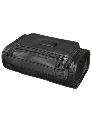 Leather Travel Kit Side View