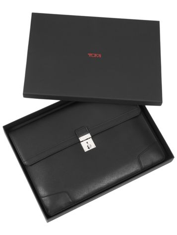 Drexel Envelope Leather Brief Side View