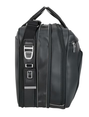 Tumi T-Pass® Kennedy Deluxe Leather Brief Side View