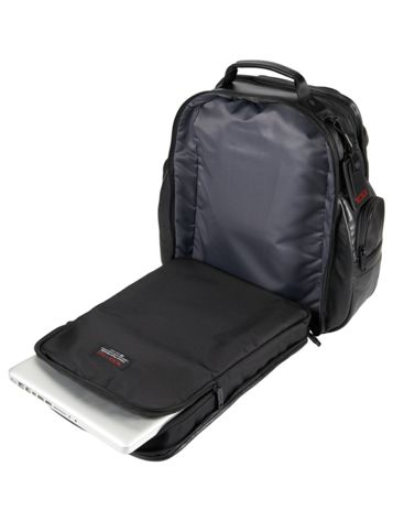 Tumi T-Pass® Business Class Leather Brief Pack® Side View