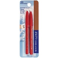 MaybellineExpert Wear Twin Brow & Eye Pencils