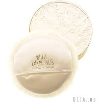 White Diamonds Body Powder Refill