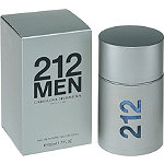 Carolina Herrera212 Men Eau de Toilette Natural Spray