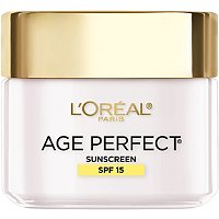 L'OrealAnti-Sagging and Ultra Hydrating Day  Cream with Dermo-Peptide SPF 15