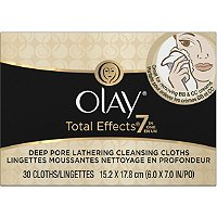 Total Effects Lathering Cleansing Cloths