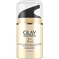OlayTotal Effects Fragrance-Free UV Moisturizer with SPF 15