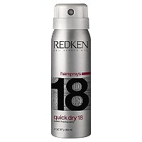 RedkenQuick Dry 18 Instant Finishing Spray 2 oz. Travel Size