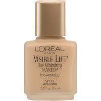 L'OrealVisible Lift Line Minimizing Makeup SPF 17