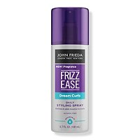 best curling enhancing hair product Frizz Ease Dream Curls Curl-Perfecting Spray