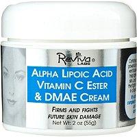 Alpha Lipoic Acid, Vitamin C ester, & DMAE Cream