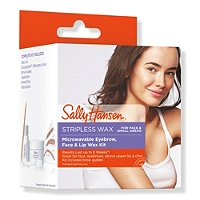 Sally HansenMicrowaveable Eyebrow, Face & Lip Wax