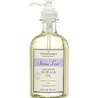 AromafloriaStress Less Bath & Body Oil