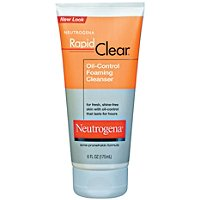 NeutrogenaRapid Clear Oil Control Foaming Cleanser