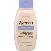AveenoStress Relief Body Wash
