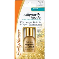 Sally HansenNail Growth Miracle Salon Strength Treatment