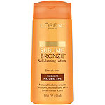 L'Or�alSublime Bronze Self Tanning Lotion