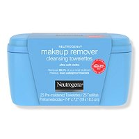 NeutrogenaMake-up Remover Cleansing Towelettes 25 Ct