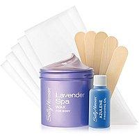 Spa Wax Hair Removal Kit