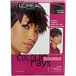 L'OrealColour Rays One Step Brush-On Colour Highlights