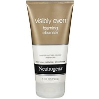 NeutrogenaVisibly Even Foaming Cleanser